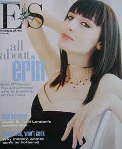 <!--2003-06-13-->Evening Standard magazine - Erin O'Connor cover (13 June 2