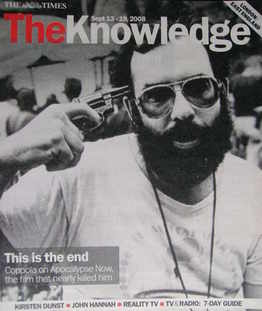 The Knowledge magazine - 13-19 September 2008