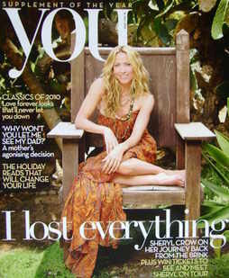 <!--2010-07-18-->You magazine - Sheryl Crow cover (18 July 2010)