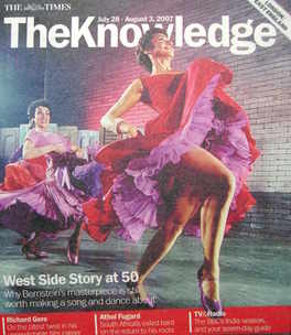 The Knowledge magazine - 28 July - 3 August 2007