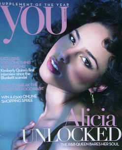 <!--2010-02-28-->You magazine - Alicia Keys cover (28 February 2010)