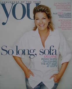<!--2010-06-06-->You magazine - Penny Smith cover (6 June 2010)