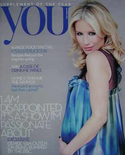 <!--2010-03-28-->You magazine - Denise Van Outen cover (28 March 2010)