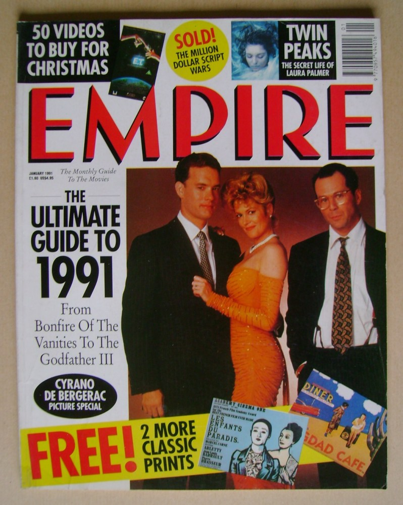 <!--1991-01-->Empire magazine - January 1991 (Issue 19)