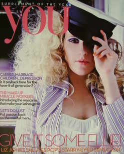 <!--2010-05-16-->You magazine - Ellie Goulding cover (16 May 2010)