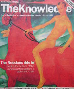 The Knowledge magazine - 12-18 January 2008