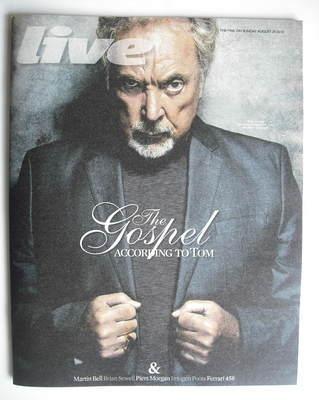 <!--2010-08-29-->Live magazine - Tom Jones cover (29 August 2010)