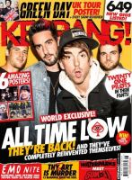 <!--2017-02-25-->Kerrang magazine - All Time Low cover (25 February 2017 - Issue 1659)