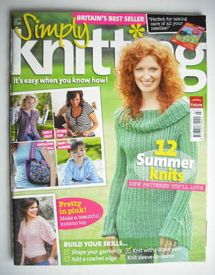 Simply Knitting magazine (Issue 29 - June 2007)