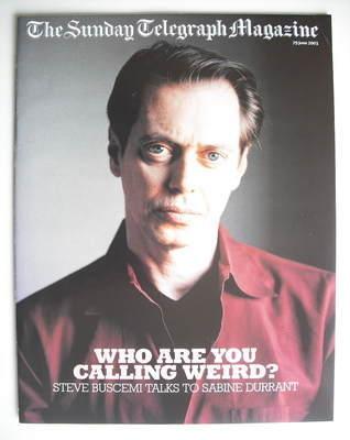 The Sunday Telegraph magazine - Steve Buscemi cover (29 June 2003)