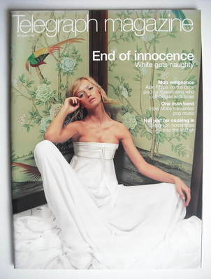 <!--2002-04-20-->Telegraph magazine - End Of Innocence cover (20 April 2002
