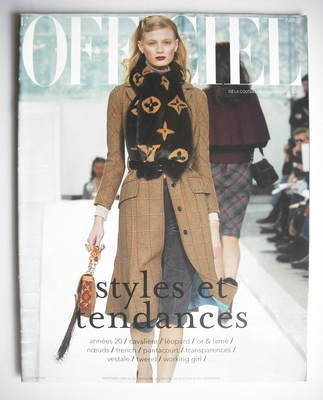 L'Officiel De La Couture et De La Mode De Paris supplement - Styles et Tend