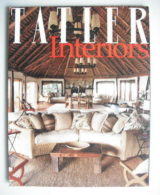 Tatler supplement - Interiors (2005)