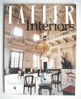 Tatler supplement - Interiors (2004)