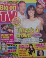 <!--2007-02-25-->Big On TV magazine - 25 February - 3 March 2007 - Antony Cotton, Kym Marsh and Pal Aron cover