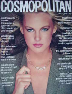 <!--1979-02-->Cosmopolitan magazine (February 1979 - Lisa Ryall cover)