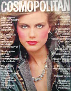 <!--1979-09-->Cosmopolitan magazine (September 1979 - Maria Rudman cover)