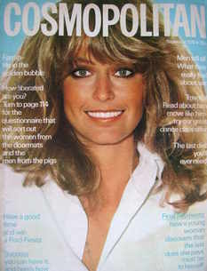 <!--1978-09-->Cosmopolitan magazine (September 1978 - Farrah Fawcett-Majors