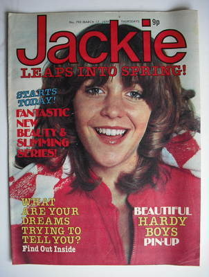 <!--1979-03-17-->Jackie magazine - 17 March 1979 (Issue 793)