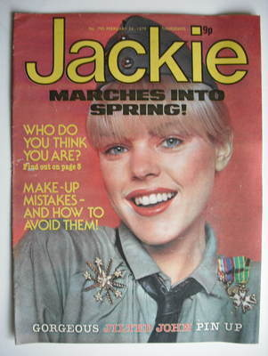 <!--1979-02-24-->Jackie magazine - 24 February 1979 (Issue 790)