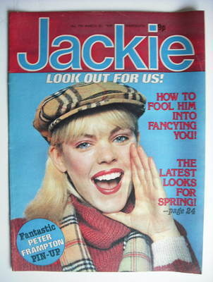 <!--1979-03-31-->Jackie magazine - 31 March 1979 (Issue 795)