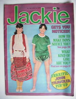 <!--1979-06-16-->Jackie magazine - 16 June 1979 (Issue 806)