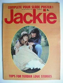 Jackie magazine - 8 June 1974 (Issue 544)