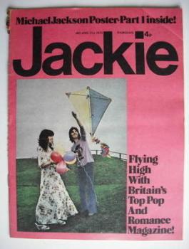 Jackie magazine - 21 April 1973 (Issue 485)