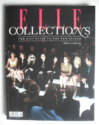 <!--2010-04-->British Elle Collections magazine (Spring/Summer 2010)