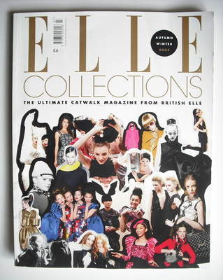 <!--2009-09-->British Elle Collections magazine (Autumn/Winter 2009)