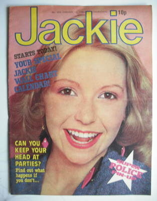 <!--1980-01-12-->Jackie magazine - 12 January 1980 (Issue 836)