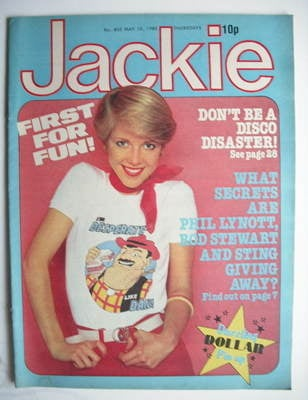 <!--1980-05-10-->Jackie magazine - 10 May 1980 (Issue 853)