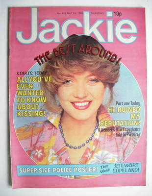 <!--1980-05-24-->Jackie magazine - 24 May 1980 (Issue 855)