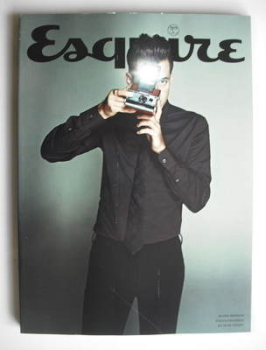 Esquire magazine - Mark Ronson cover (October 2010 - Subscriber's Issue)