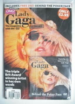 Lady Gaga magazine - Lady Gaga uncensored (plus DVD)