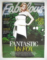 <!--2010-07-25-->Fabulous magazine - Emilia Fox cover (25 July 2010)