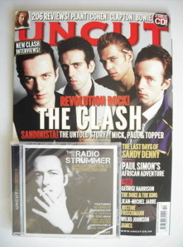 Uncut magazine - The Clash cover (October 2010)