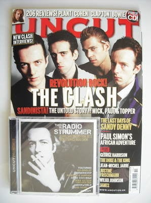 <!--2010-10-->Uncut magazine - The Clash cover (October 2010)
