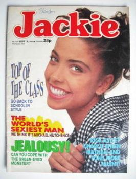 Jackie magazine - 3 September 1988 (Issue 1287)