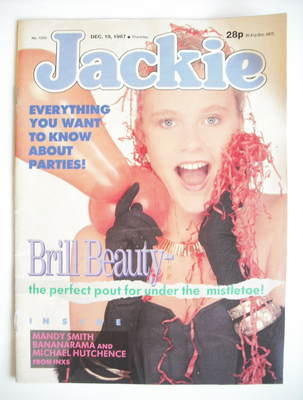 <!--1987-12-19-->Jackie magazine - 19 December 1987 (Issue 1250)