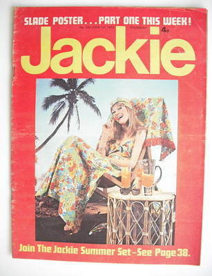 <!--1974-06-01-->Jackie magazine - 1 June 1974 (Issue 543)
