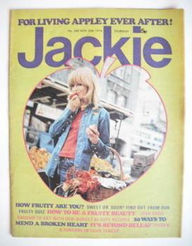 Jackie magazine - 30 November 1974 (Issue 569)