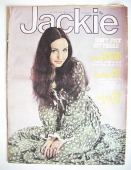 Jackie magazine - 23 November 1974 (Issue 568)