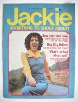 Jackie magazine - 9 November 1974 (Issue 566)