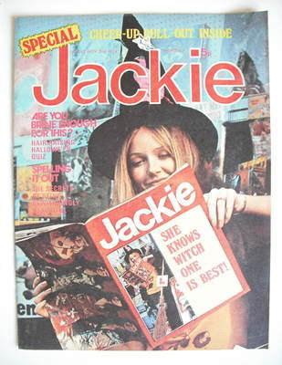 <!--1974-11-02-->Jackie magazine - 2 November 1974 (Issue 565)