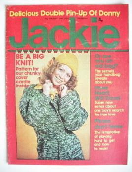Jackie magazine - 14 September 1974 (Issue 558)