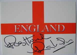 Ray Wilson autograph