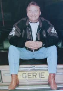 Gerry Marsden autograph
