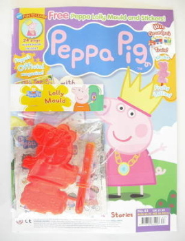 <!--2010-07-->Peppa Pig magazine - No. 63 (July 2010)