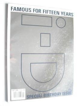 i-D magazine - 15th Birthday Issue (October 1995)